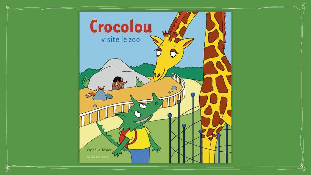 Crocolouvisite le zoo.